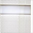 サンシャインウォール、カラーバリエーションの白商品見本