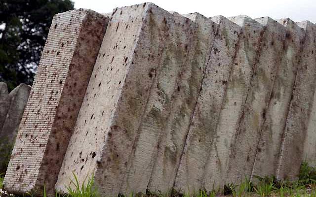大谷石の画像