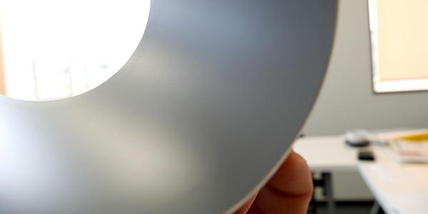 アルトイの管、内側写真