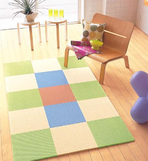 柔らかい床材1