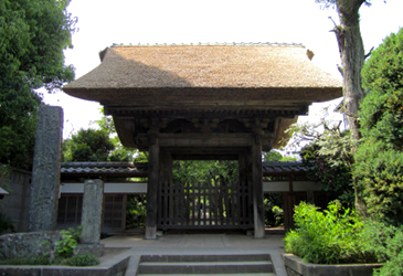 山城萱葺株式会社 : 茅葺屋根の事例 (2)