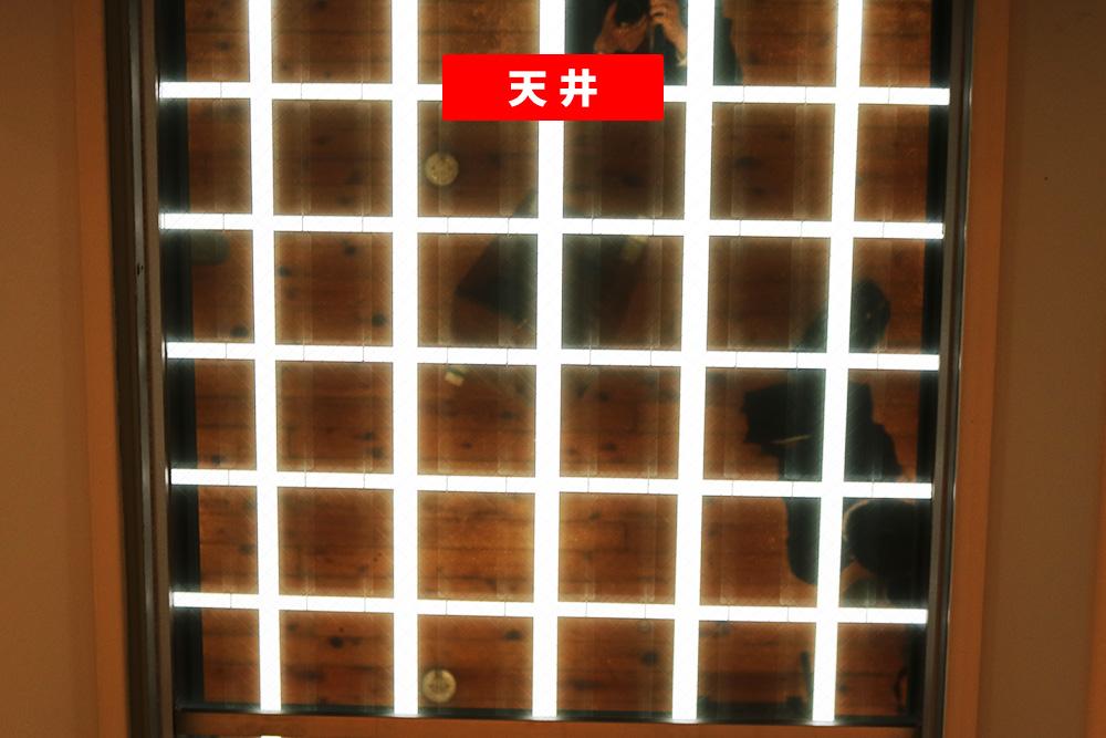 SoR-E : 施工事例 - 株式会社タミヤ製作所 天井