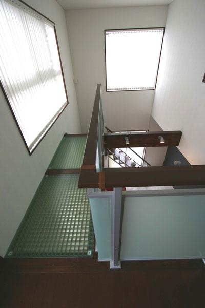 ラグラーチェ 廊下に使った施工例