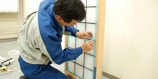 ハウスパネル 施工方法9