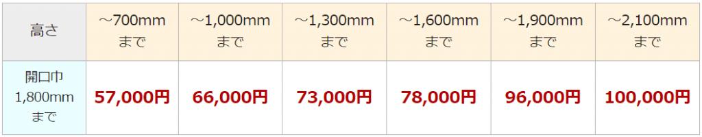 HONOTO 高さ