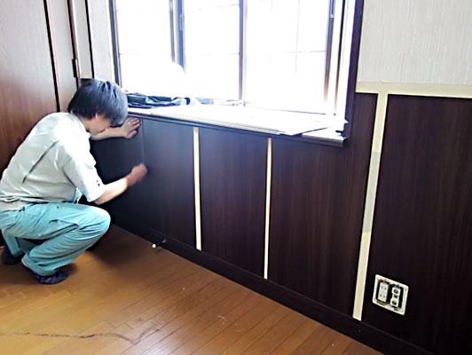 ウォーロック 施工動画15