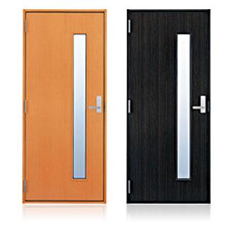 ヤマハの木製防音ドア