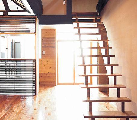 タハラの階段
