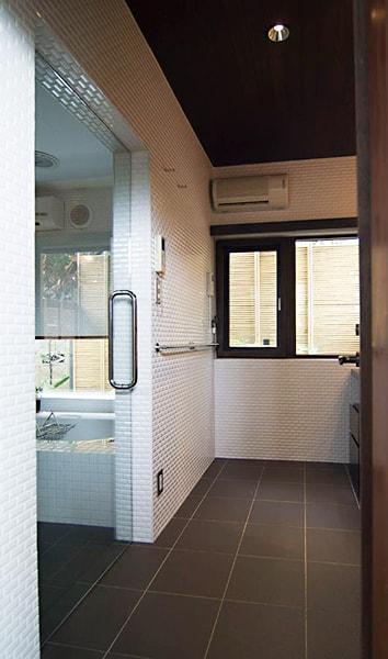 ホテルライクな浴室1