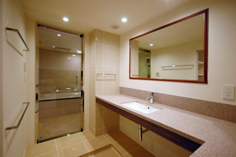 ホテルライクな浴室2
