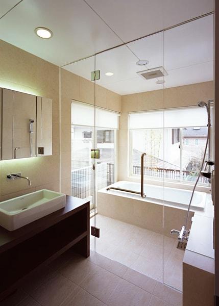 浴室の事例2