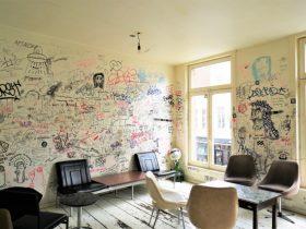 壁の落書きを消す方法とその予防