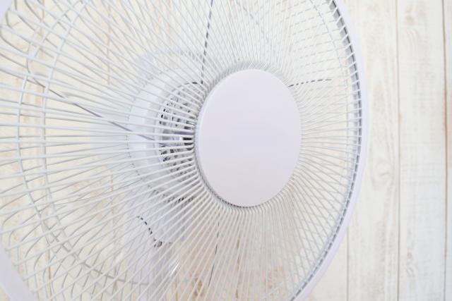 扇風機の電気代