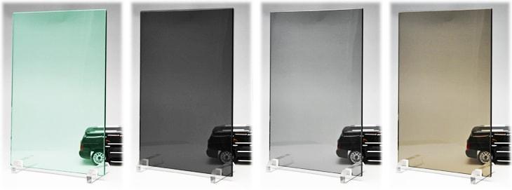 熱線吸収ガラス