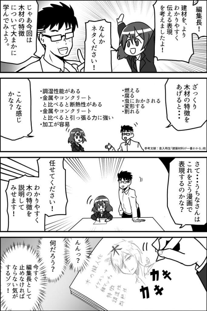 建材ダイジェストマンガ版第11話
