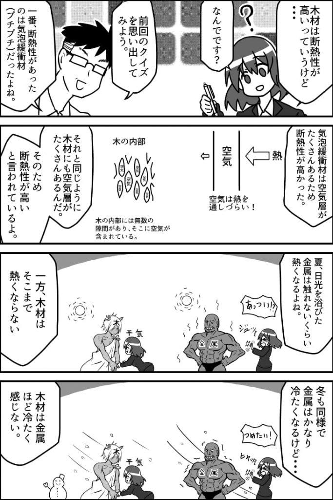 建材ダイジェストマンガ版第14話その1