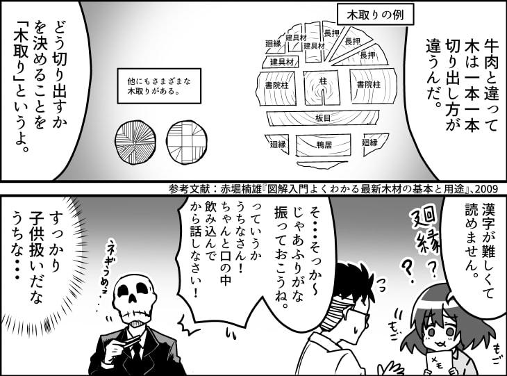建材ダイジェストマンガ版第17話その2