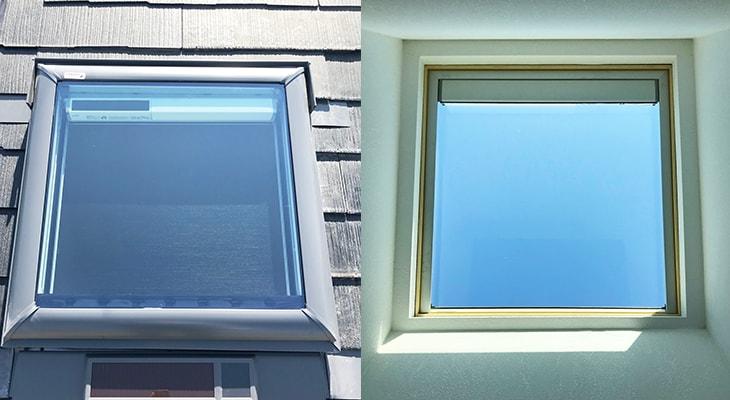 天窓交換の事例