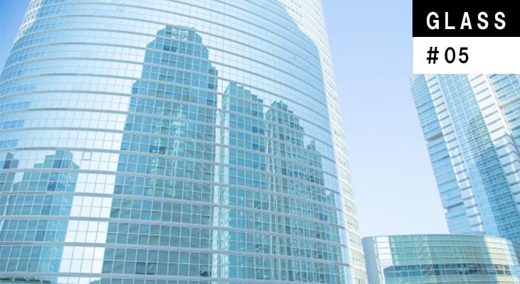 日本のガラス建築の今と昔 マテリアルジャーニー