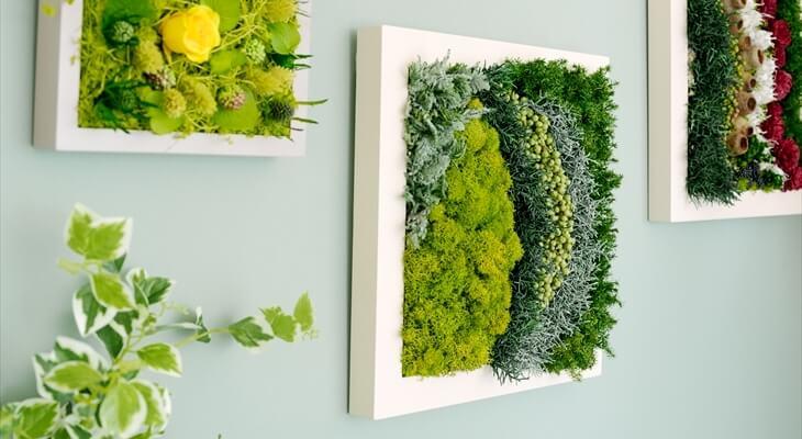 緑化建材としても使えるgrart