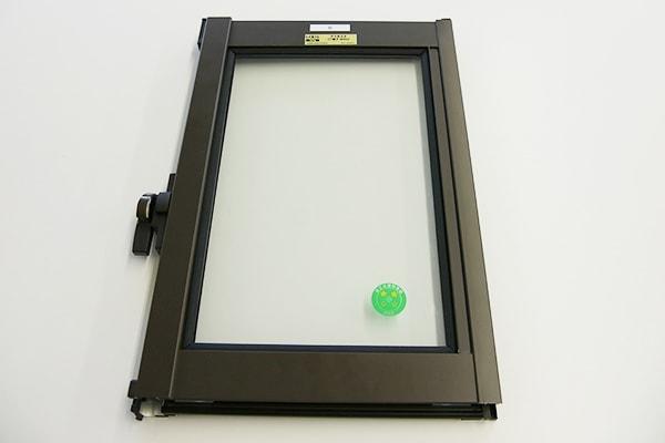 窓のサンプル品