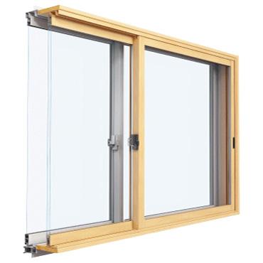 二重窓で断熱性を高める