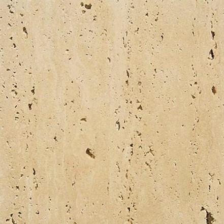 トラバーチンの細孔
