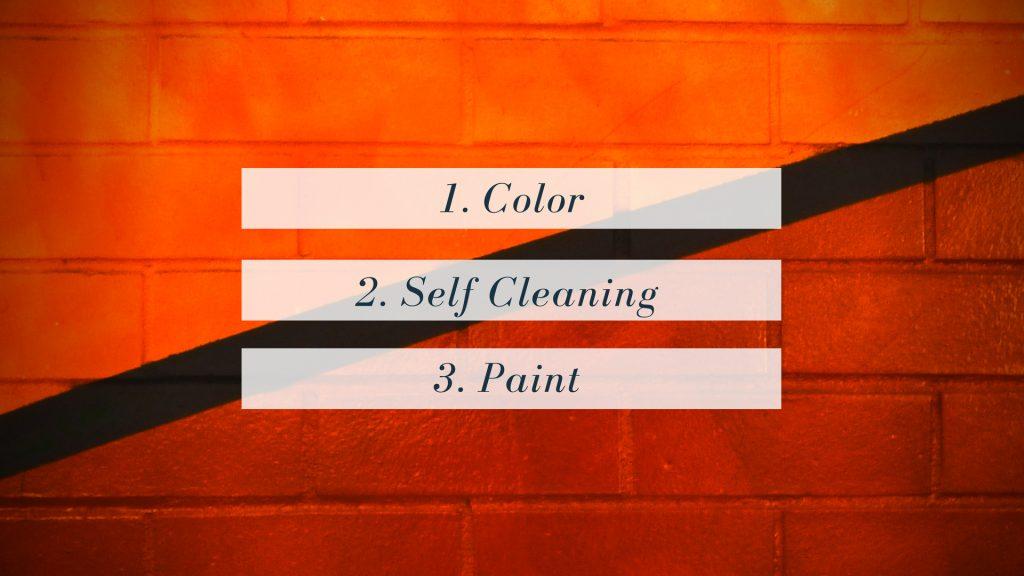 汚れにくいサイディングを選ぶ基準