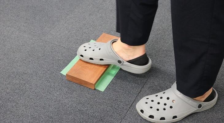 天然木(中川木材産業株式会社)