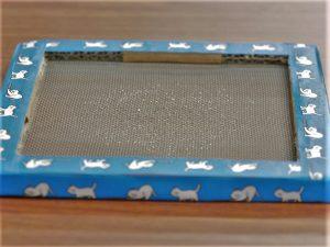 「虫のイヤがる網」の水の通しやすさの実験 -2