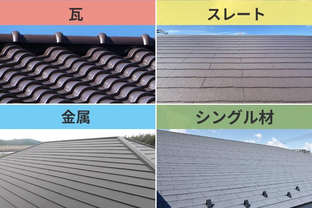 4種類の住宅向け屋根材を比較:著名建築家が「アスファルトシングル」を選んだ理由がわかる