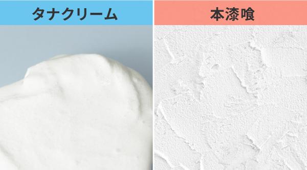 著名建築家が使用した生石灰クリーム「タナクリーム」と本漆喰を比較:おすすめの「タナクリーム」使用場所がわかる