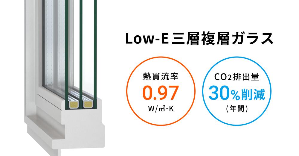 窓から始めるカーボンニュートラル。断熱性能を6倍変える 複層ガラスの上手な使い方を紹介。